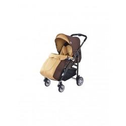 Детска количка, комбинирана - Zooper Waltz, кафява