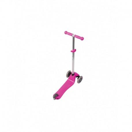 Тротинетка - триколка 4 в 1 за деца със светещи колела