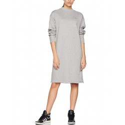 ADIDAS Trefoil Crew Dress Grey
